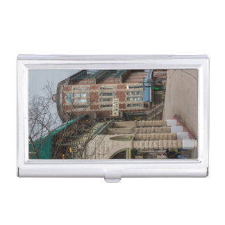 Basin Park And Flatiron Flats Business Card Cases