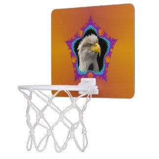 Basket Ball Net Pentagon Window Frame Mini Basketball Hoop