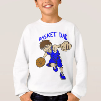 BASKET DAD SWEATSHIRT