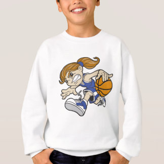 BASKET GIRL SWEATSHIRT