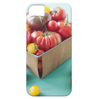Basket of Heirloom Tomatoes Case For The iPhone 5