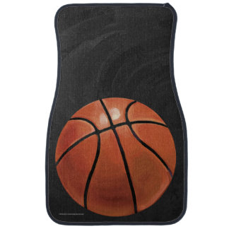 Basketball Car Mat