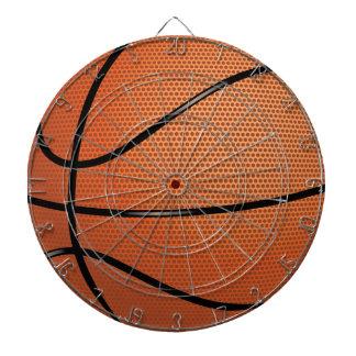 Basketball Dartboard With Darts