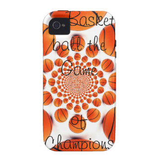 BASKETBALL GAME Case-Mate iPhone 4/4S Vibe iPhone 4 Case