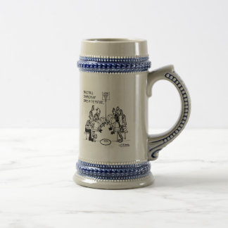 Basketball in the Future Beer Steins