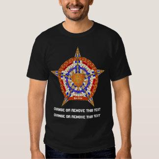 Basketball Love Men Front & Back Dark Only T Shirt