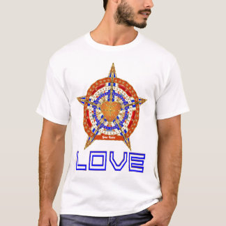 Basketball Love Men Front Only Lite Only View Hint T-Shirt