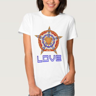 Basketball Love Women Front Only Lite Only Tee Shirt