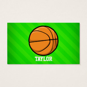 204 cute coach business cards and cute coach business card basketball neon green stripes business card colourmoves