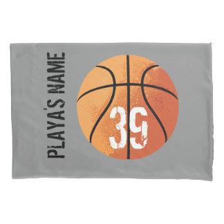 Basketball Pillowcase