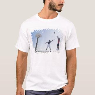 Basketball players 3 T-Shirt