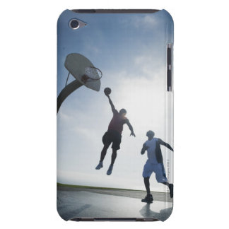 Basketball players 5 iPod touch case