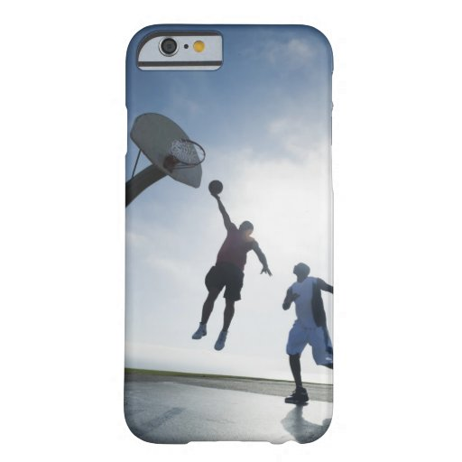 Basketball players 5 iPhone 6 case