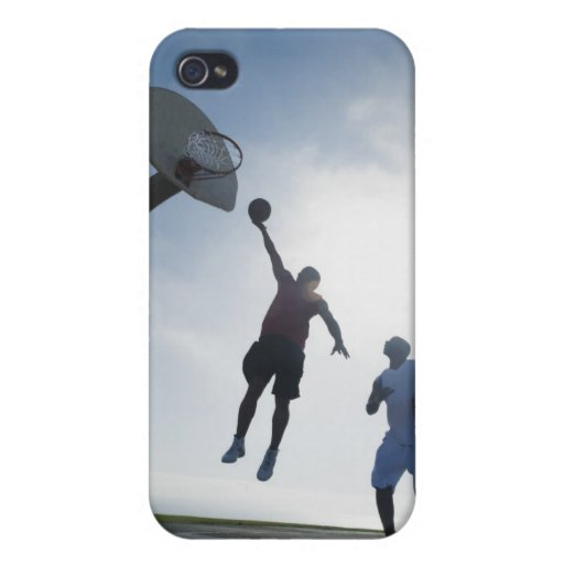 Basketball players 5 iPhone 4/4S cover