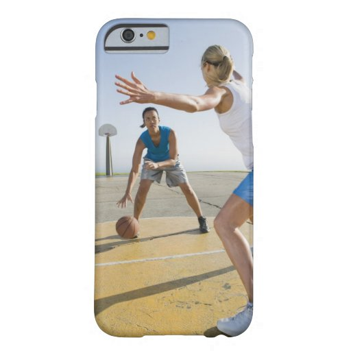 Basketball players 6 iPhone 6 case