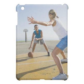 Basketball players 6 iPad mini cases