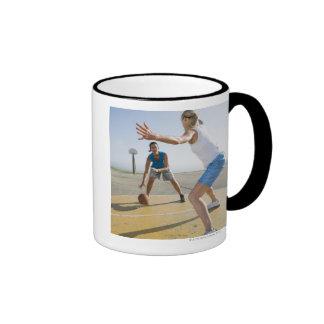 Basketball players 6 mugs
