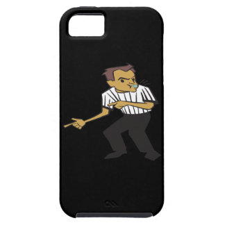 Basketball Referee iPhone 5 Cover
