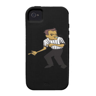Basketball Referee iPhone 4 Case