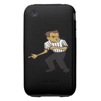 Basketball Referee Tough iPhone 3 Case