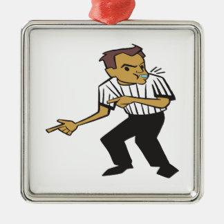 Basketball Referee Ornaments