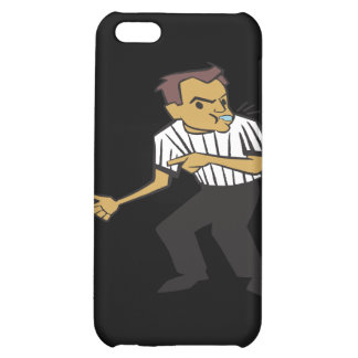Basketball Referee iPhone 5C Case