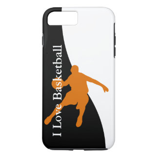 Basketball Sports Theme iPhone 8 Plus/7 Plus Case