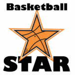 basketball star cut outs