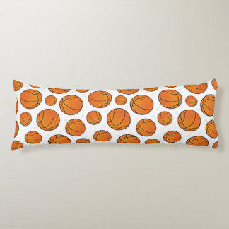 Basketball Star Pattern Body Cushion