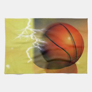 Basketball Tea Towel
