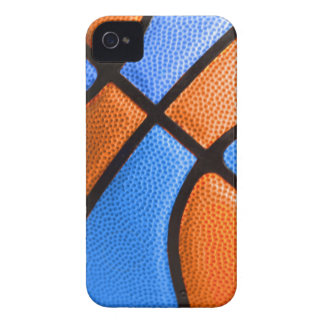basketball team colors orange and blue case iPhone 4 covers