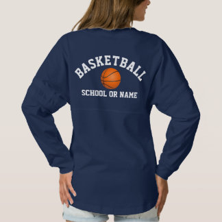 Basketball Team School Player Club Name Custom Spirit Jersey