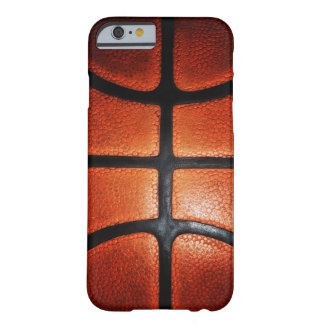 Basketball textures barely there iPhone 6 case