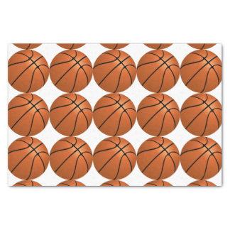 Basketball Tissue Paper