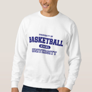 Basketball University Sweatshirt