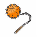 basketball whip mace cut out
