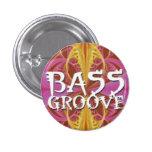 Bass Groove Button