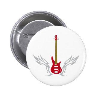 bass guitar pins