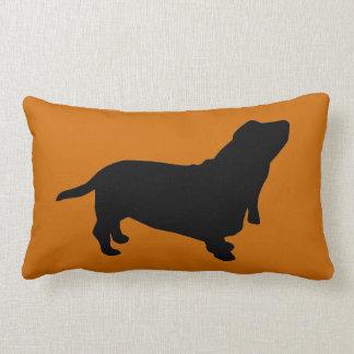 Basset Hound Pillow
