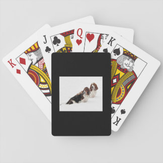 Basset Hound playing cards. Playing Cards