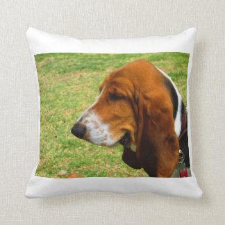 basset-hound.png throw pillow