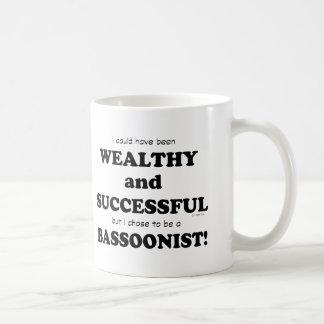 Bassoon Wealthy & Successful Mugs