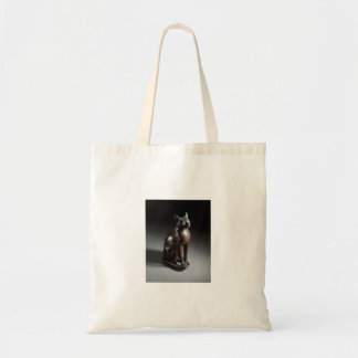 Bast (Egyptian cat goddess) Tote Bag