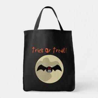 Bat Halloween Treat Bag
