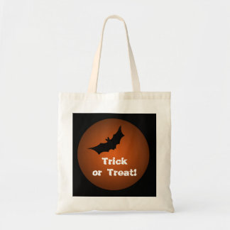 Bat Trick or Treat Bag