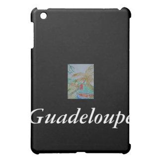 Bateau sur la plage, Guadeloupe iPad Mini Cases