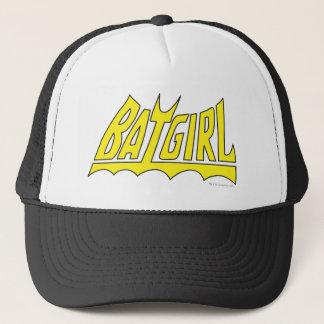 Batgirl Logo Trucker Hat