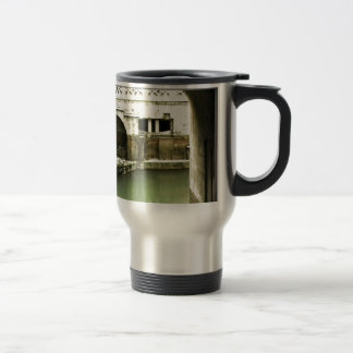 Bath England 1986 Roman Bath1b snap-14067 jGibney Coffee Mug