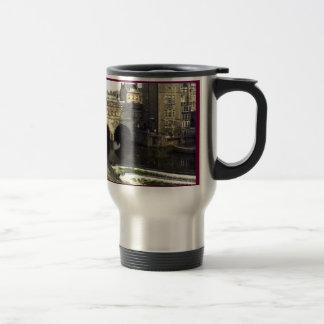Bath England 1986 snap-11409a jGibney The MUSEUM Z Coffee Mugs
