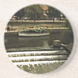 Bath England 1986 snap-11510art jGibney The MUSEUM Coaster